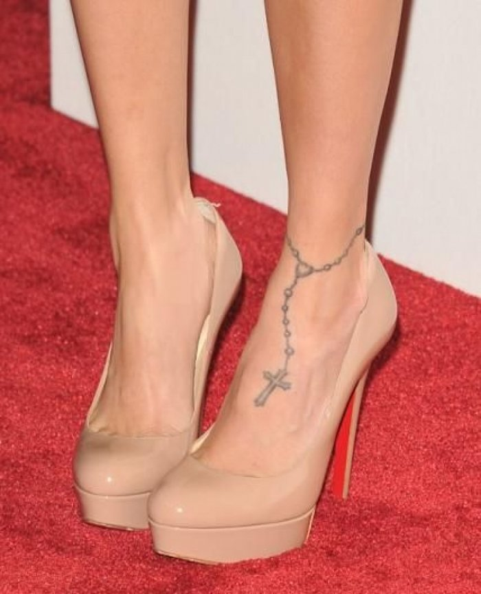 Ankle Tattoos| Ankle Tattoo Designs Pictures Ideas
